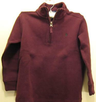 NEW POLO RALPH LAUREN Boys Sweatshirt 3/3T Toddler NWT