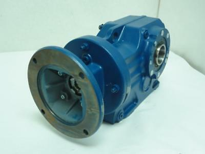 170721 Old-Stock, SEW KT47AM56 Inline Gearbox, 69.84:1 Ratio, 25Hp