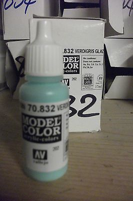 Airbrushing Supplies Tedesco Arancione Modello Hobby Pittura 17ml Bottiglia Val805 Av Vallejo Color Art Supplies