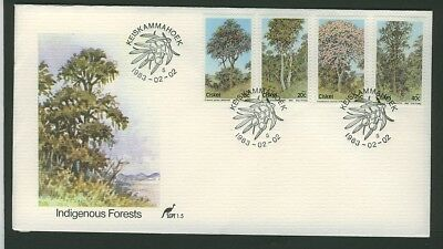 Ciskei 1983 Indigenous Forests First Day Cover 1.5