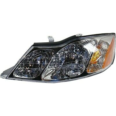 Headlight For 2000 2001 2002 2003 2004 Toyota Avalon Left With Bulb