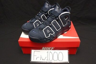 Nike Air More Uptempo Obsidian/white 921948-400