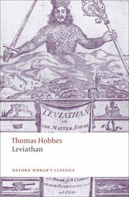Leviathan by Thomas Hobbes 9780199537280 (Paperback, 2008)