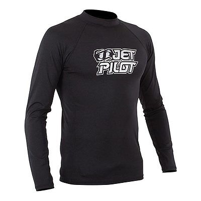 Lycra Logo Black L/S Jet Pilot - confortable - chaud - jetski - wake -PWC-paddle