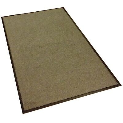 Extra Large Washable Rubber Non Slip Door Office Entrance Rug Mat Doormat 010945