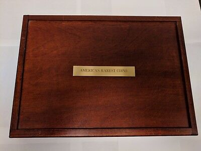 Collectible Coins of America Display Case