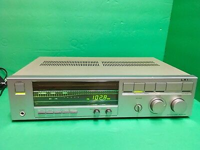 Vintage Sears LXI Series AM/FM Stereo Receiver Model 564.92583250 Japan