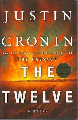 The Twelve (Book Two of The Passage Trilogy) Justin Cronin  Signed First Edition