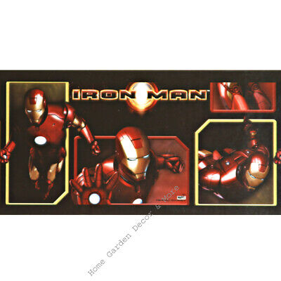 IRON MAN Marvel  Peel & Stick Self Adhesive Wall Paper Border