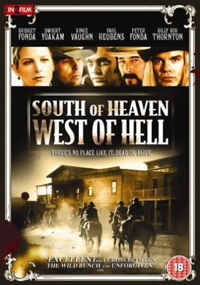 South Of Heaven - West Of Hell-Region 2 (Dvd)  DVD NEW