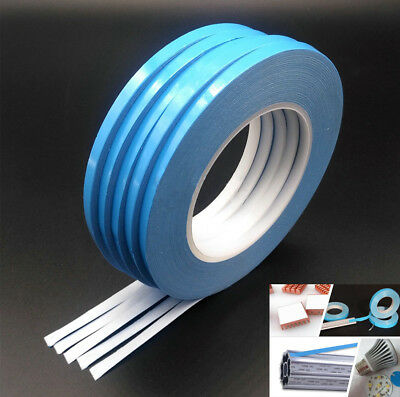 """4""""*82ft Thermal Double-side Sticker Adhesive Heat Conduction Tape For LED CPU UK"""