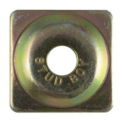 "STUD BOY 1.125"" Square Backer Plate  Part# 2017-P1"