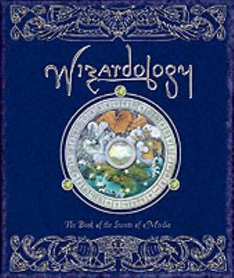 Wizardology: The Book of the Secrets of Merlin (Ology Series) (Ha. 9781840113372