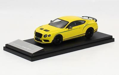 Almost Real 430404 Bentley Continental GT3R 2015 Monaco Yellow China Ed. 1:43