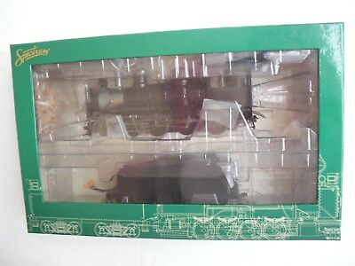 Spectrum 28696 DCC Baldwin 4-6-0, Undecorated,Steam Locomotive Eng,HO On30 Scale