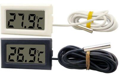 Digital LCD Thermometer for Refrigerator Fridge Freezer Temperature -50~110 GN