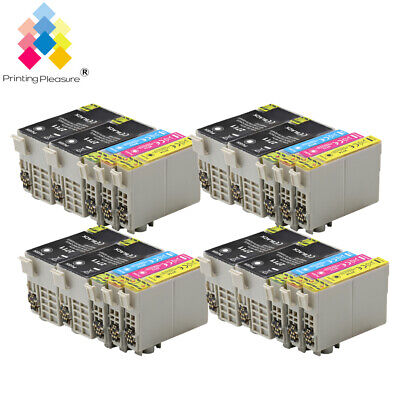 20 Ink Cartridge for Epson WorkForce WF-7210DTW WF-7720DTWF WF-7715DWF WF7620TWF