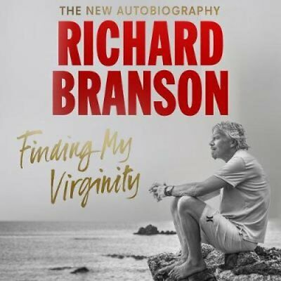 Finding My Virginity The New Autobiography by Sir Richard Branson 9781846574559