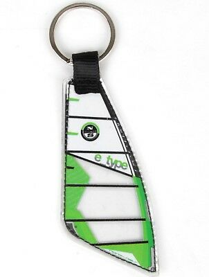 Windsurf Segel Keyholder Schlüsselanhänger / North Sails - E_Type