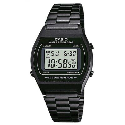 CASIO Collection B640WB-1A Orologio Unisex Digitale Vintage Style 100m