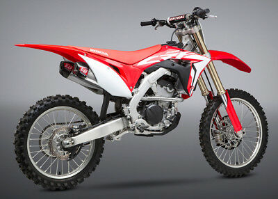 Yoshimura RS-9T RS9T Full System Exhaust for Honda CRF 250 R 2018 22843AR520
