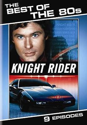 The Best of the 80s: Knight Rider (DVD, 2011, 2-Disc Set) New