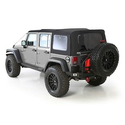 Smittybilt 9084235 Replacement Soft Top Fits 07-09 Wrangler (JK)