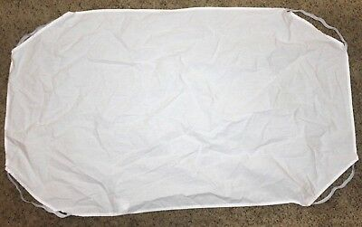 American Baby Company Cotton-Polyester Blend Standard Size Day Care Cot Sheet