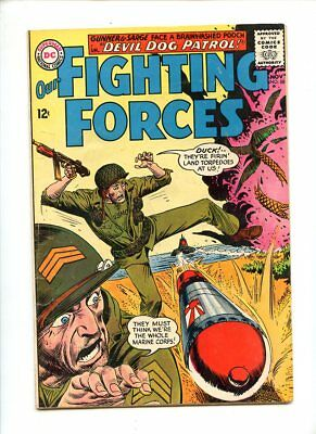 Our Fighting Forces #88 (1964) Sgt. Rock VG