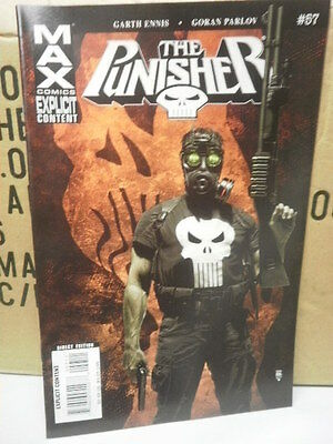 E11 Max Comics The Punisher- #57 - July 2008 - New