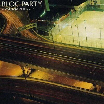 New Sealed Cd ~ Bloc Party A Weekend In The City 12 Track Version Includes Flux