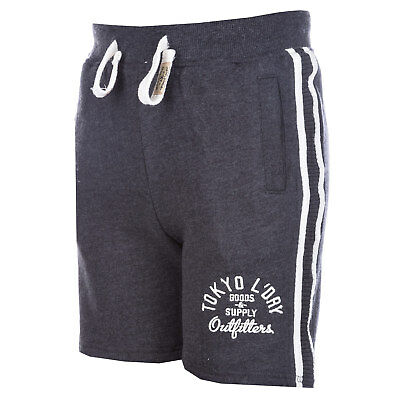 Boys Tokyo Laundry Infant Boys Westwood Pier Shorts in Charcoal - 5-6