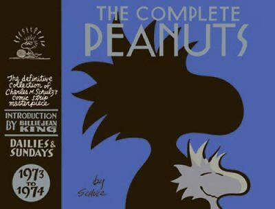 The Complete Peanuts 1973-1974 Volume 12 by Charles M. Schulz 9780857864086