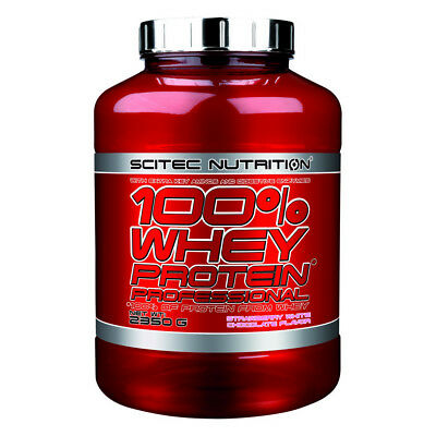 SCITEC 100% WHEY PROTEIN PROFESSIONAL 2350g - STRAWBERRY WHITE CHOCOLATE