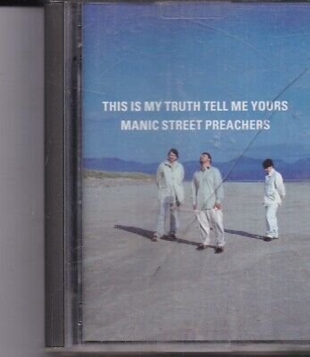 Manic Street Preachers-This Is My Truth Tell Me Yours minidisc album