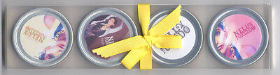 NELLY FURTADO Best Of promotional scented tealight gift set MINT / UNOPENED