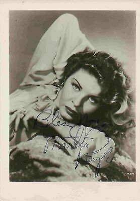 Martha Raye Autograph Vintage Original Real Actual Actress Comic Polident Ad Cheapest Price From Our Site Autographs-original Television