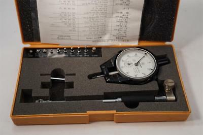 New Mitutoyo 511-204 Dial Bore Gage 10-18.5mm Range, 0.01mm Grad. Japan $588