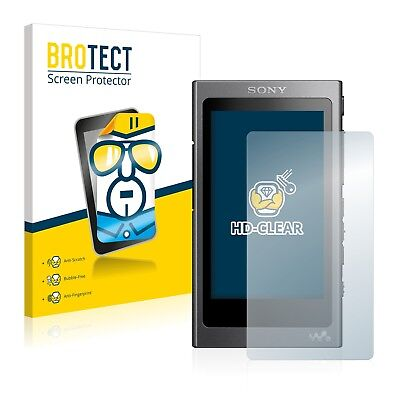 2x BROTECT Screen Protector for Sony NW-A35 Protection Film