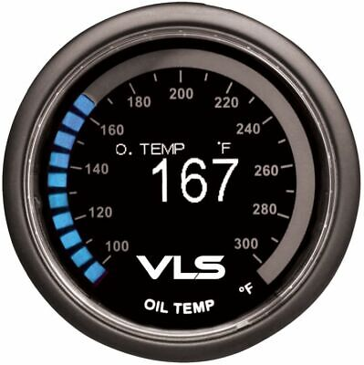 REVEL VLS OIL TEMP 52mm GAUGE by Tanabe