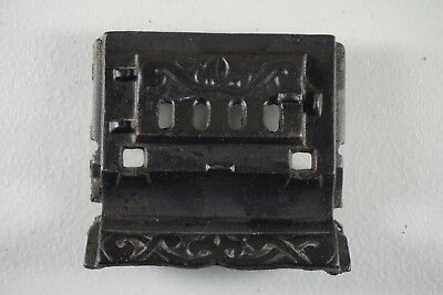 Cresent Toy Cast Iron Stove Replacement Part - Left Side Wall