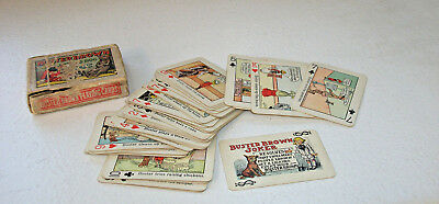 Buster Brown Playing Cards #654