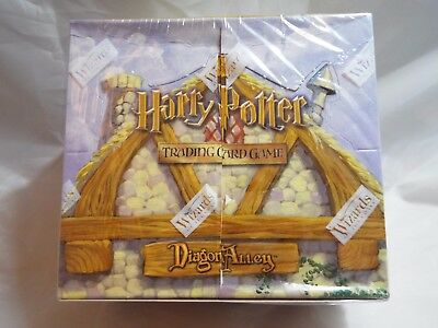 HARRY POTTER CCG DIAGON ALLEY SEALED BOOSTER BOX OF 36 PACKS (damaged packaging)