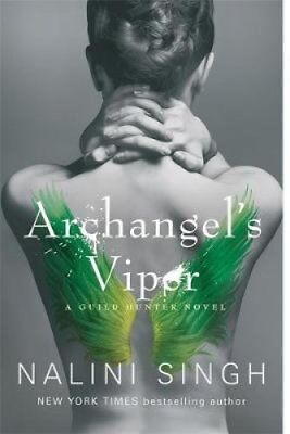 Archangel's Viper: Book 10 by Nalini Singh (Paperback, 2017)