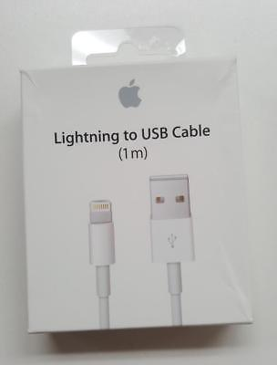 Original Genuine OEM Apple Lightning to USB Cable - MD818AM/A