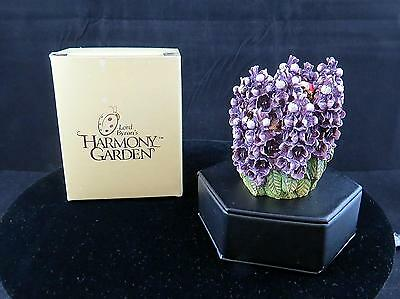 "Harmony Kingdom England Snapdragon Lady Bug 3"" Figurine With Original Box 1998"