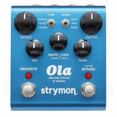 Strymon Ola - b-stock (1x opened box) * NEW * dbucket chorus / vibrato
