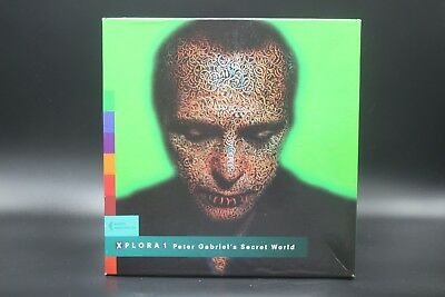 Peter Gabriel's SECRET WORLD by Xplora1 for Mac OS in Box