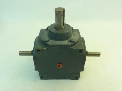 165748 Old-Stock, Hub City 0220-00834-150 Gear Reducer, Mod: 150, Ratio: 1/2:1
