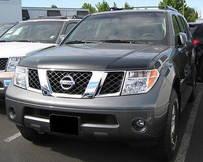 Magnetic Car Bra 2005-2018 Nissan Frontier
